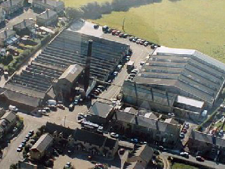 Industrial units to let Ribble Valley